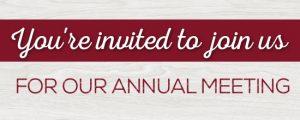 Annual Meeting of Members