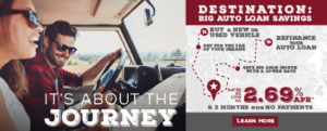It's about the Journey Auto Loan Savings