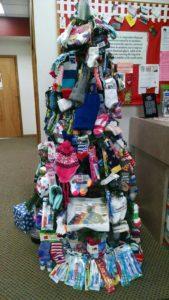 2018 Sock Tree