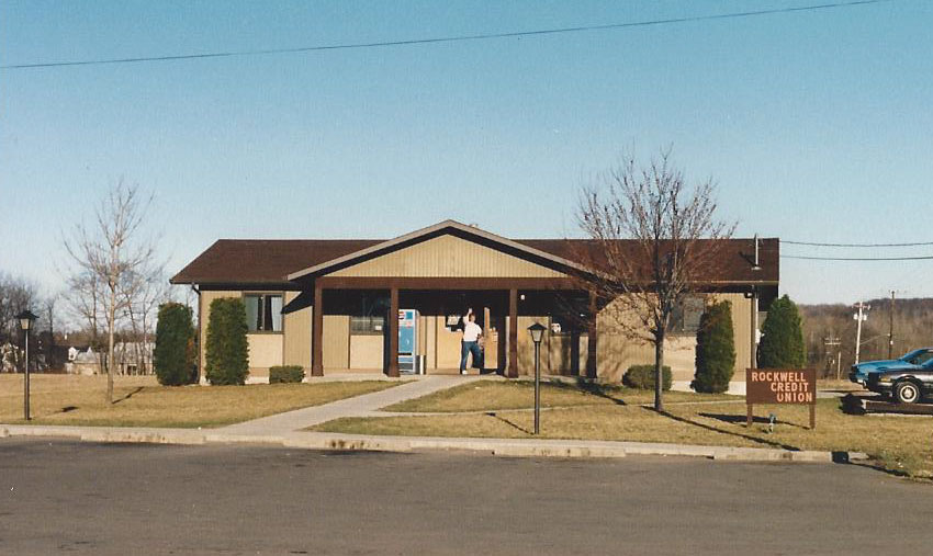 Old Rockwell Credit Union